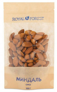 Royal Forest миндаль (100 г)
