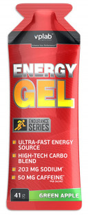 VPlab ENERGY GEL + caffeine (41 г)